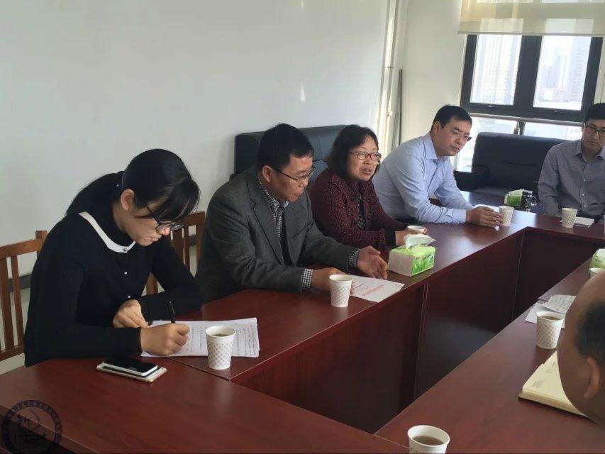 东北大学秦皇岛分校资源与材料学院召开领导干部任免宣布大会