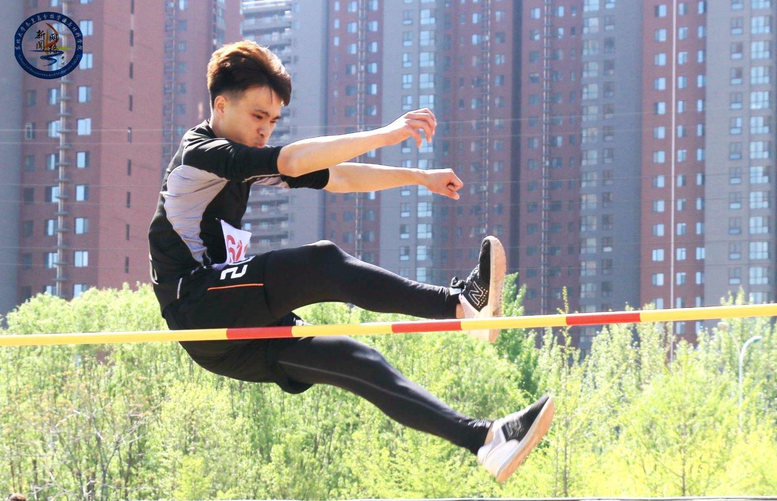 立定跳高_资材运动会简讯|资材学院勇夺运动会跳高和立定跳远第